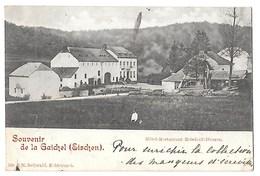 D12992 - Souvenir De La Gaichel (Eischen) - Hôtel-restaurant Reisdorff-Dhuren *1898* Voir Oblit. Bettingen-Ettelbruck - Cartes Postales