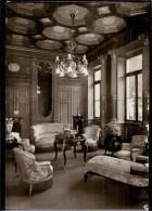 Frankfurt Am Main - S/w Rothschild Palais Salon Um 1860 - Frankfurt A. Main