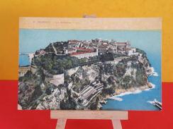 CP > Monaco > Palais Princier > Le Rocher - Non Circulé - - Palais Princier