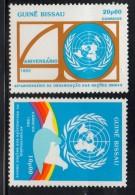1985 Guinea Guine Bissau UN  Complete Set Of 2 MNH - Guinea-Bissau