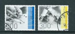 2010 Switzerland Complete Set Handcrafts Used/gebruikt/oblitere - Zwitserland