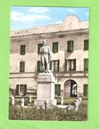 CPA COLORISEE ITALIE ALESSANDRIA CASTELLO DI MARENGO MONUMENT A NAPOLEON CHATEAU DE MARENGO - Otros