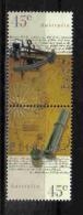 Australia 1998 Bicentenary Voyage Around Tasmania Pair Y.T. 1708/1709 **