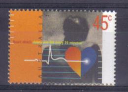 Australia 1998 Heart Care Y.T. 1670 **