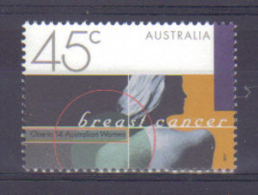 Australia 1997 Against Breast Cancer Y.T. 1623 **