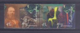 Australia 1997 Bicentenary Of Merino Sheep Introduction Pair Y.T. 1608/1609 **