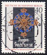 !b! BERLIN 1981 Mi. 648 USED SINGLE (f) - Prussian Exhibition, Berlin - Berlin (West)