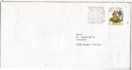 ALEMANIA SIEGBURG 750 JAHRE ST ANTONIUS KIRCHE IGLESIA ARQUITECTURA