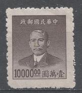 China 1949. Scott #904 (M) Dr. Sun Yat-Sen * - Chine