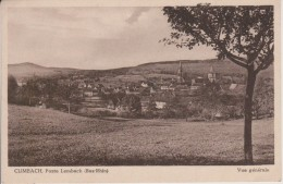 67-CLIMBACH Bei LEMBACH- VUE GENERALE - France
