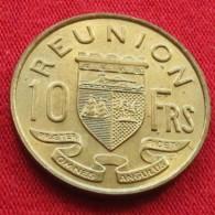 Reunion 10 Francs 1962 - Réunion