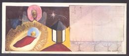 Felicitación De Navidad. Artista *Vilallonga* Meds: 219 X 90 Mms. Año 1960. - Noël