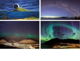 Faroe Islands - 2015 - Total Solar Eclipse 2015 - Postcards Set - Féroé (Iles)