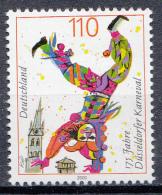 West-Duitsland - 175 Jahre Düsseldorfer Karneval - MNH - M 2099 - Carnaval
