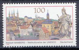 West-Duitsland - UNESCO-Welterbe (III): Altstadt Bamberg - MNH - M 1881 - UNESCO