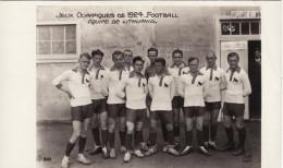 Jeux Olympiques De 1924 - Football - Equipe De Lithuanie / Lithuania Team - Olympic Games