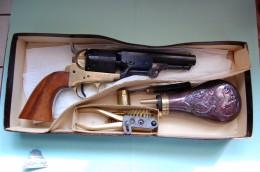 Colt Navy Poudre Noire