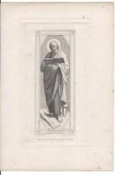 Religion, ST Simon - Lithographies