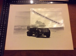 Photo Camion Berliet - Auto's