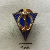 Badge (Pin) ZN003425 - Ship (Schiff / Boat) Marina Militară Română - Boats