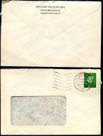 BERLIN PU22 B2/002 Privat-Umschlag WASSERWERKE Gebraucht 1959 NGK 25,00  €