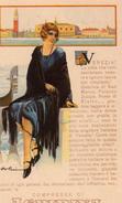 Pubblicitaria ASPIRINA BAYER - Costume Di  Venezia - Reclame