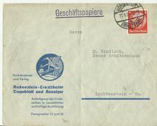 DR CV 1934 - Deutschland