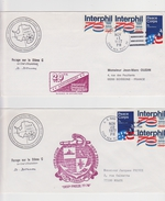 TAAF - Iagp - Raid - Dome C - Forage - Agi - Deep Freeze - Usa - Covers & Documents
