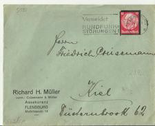DR CV 1934 FLENSBURG - Deutschland