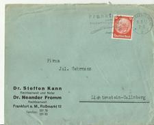 DR CV 1933 - Briefe U. Dokumente
