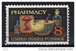 D- USA- @OBL-USED@ Sciences, Pharmacie