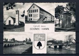 (D219) AK Sehnde/Hann - Mehrbildkarte - Sehnde