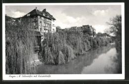 AK Hagen, Kaiserstrasse - Hagen
