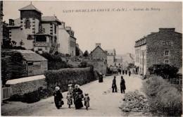 Saint Michel En Grève Entrée Du Bourg - Saint-Michel-en-Grève