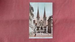 LUZERN -  Switzerland > LU Lucerne--ref 2364 - LU Lucerne