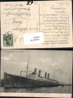 178029,Schnelldampfer Dampfer Deutschland 1906 Hamburg Hafen - Handel