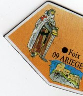 Magnets Magnet Le Gaulois Departement France 09 Ariege - Tourisme