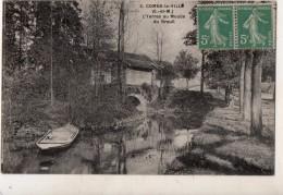Combs La Ville L Yerre Au Moulin Du Breuil - Combs La Ville