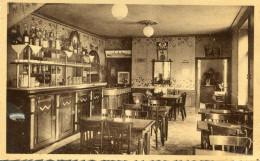 CAFE(BAR) RESTAURANT LA PATTE D OIE(SOLUTRE) - Cafés
