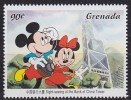 GRENADE Grenada DISNEY MICKEY ** MNH . . . . [AY66]