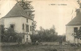 RARE MERY LE CHATEAU - France