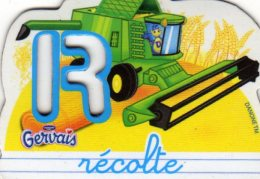 Magnets Magnet Alphabet Gervais R Recolte - Letters & Digits