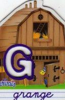 Magnets Magnet Alphabet Gervais G Grange - Lettres & Chiffres