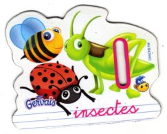 Magnets Magnet Alphabet Gervais I Insectes - Letters & Digits