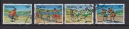 Tokelau Mi 62-65 Cricket & Rugby - Islander - Ball - 1979 - Tokelau