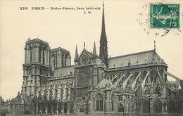 CPA Paris-Notre Dame Et Le Pont    L2263 - Notre Dame De Paris