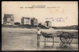 De PARAME à ROTHENEUF 35 - Anse Du Minihic - Attelage - Autres Communes