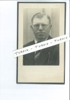 OSCAR HALLAERT ZOON WIJLEN C & M WADEN ° MELLE 1907 + IEPER 1942 - Images Religieuses