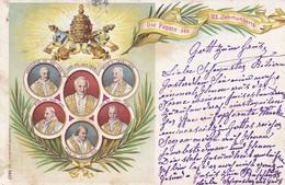 ALLEMAGNE---Die Päpste Des XIX.  JAHRHUNDERTS---voir 2 Scans - Germania