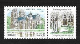 France 2016 - Yv N° 5086 ** - Toul (Mi 6595) - Frankreich